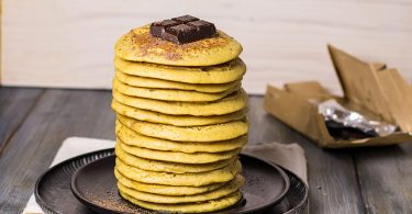 recette healthy-pancake moelleux-rhum-sans beurre