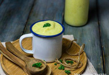 recette healthy-potage-coupe-poireau-legume-pomme de terre