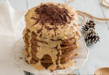 recette healthy-pancake moelleux-chocolat-café