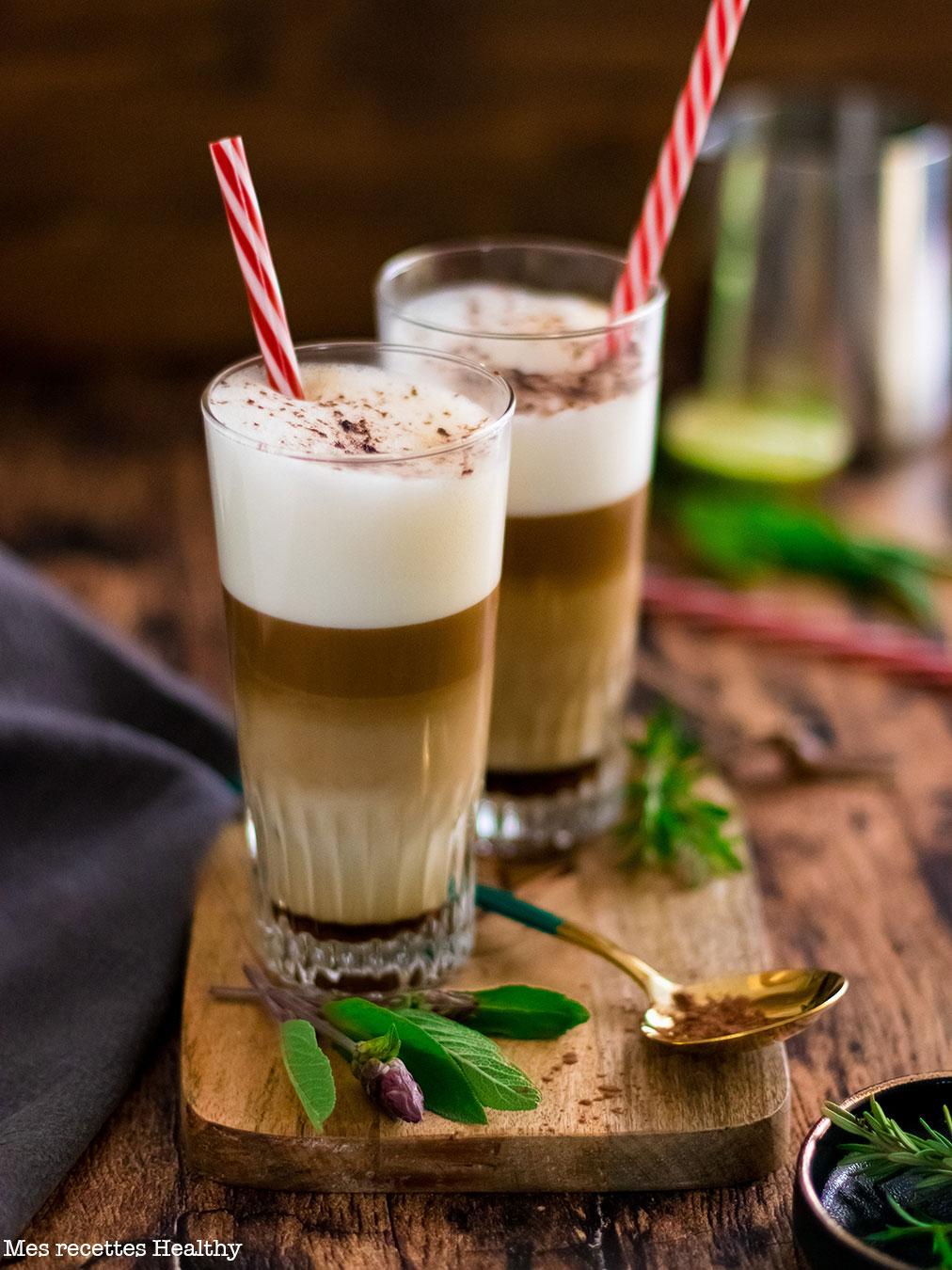 recette healthy-latte macchiato-cafe-mousse-lait