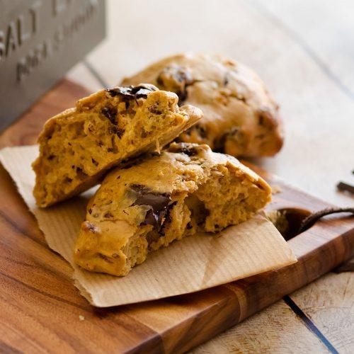 recette healthy-cookie-noisette-chocolat