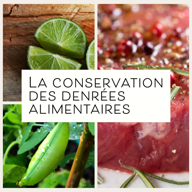 conservation fruit legume