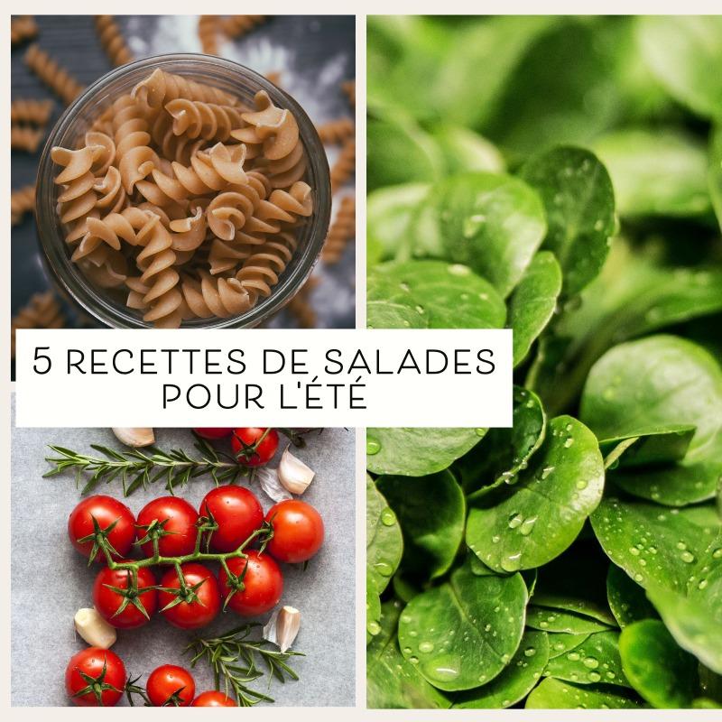 recette healthy-recette salade