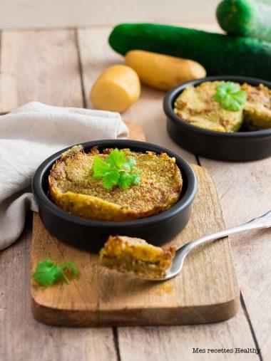 recette healthy-tian de legumes-parmesan
